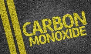 carbon monoxide sign