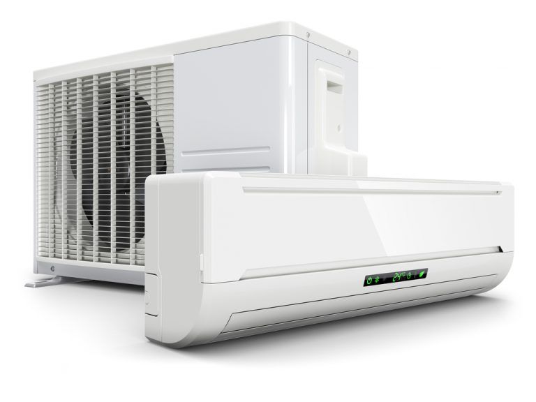 Various air con systems
