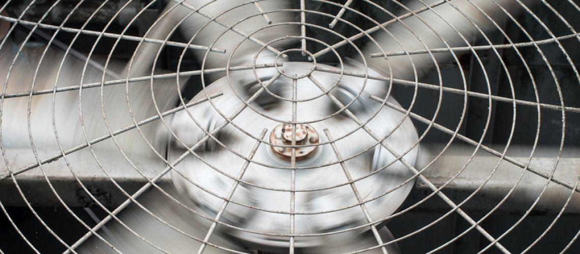 air con fan