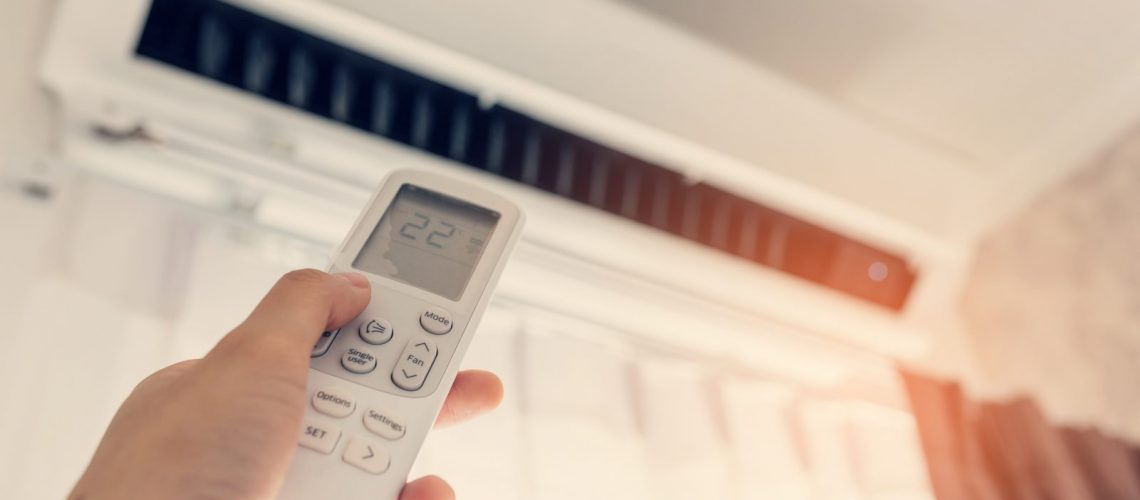 air conditioning remote